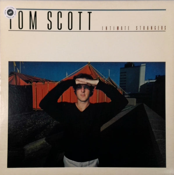 TOM SCOTT <BR>INTIMATE STRANGERS
