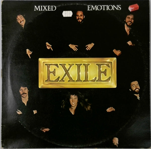 EXILE <BR>MIXED EMOTIONS