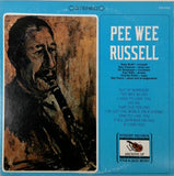 PEE WEE RUSSELL <BR>SELF TITLED