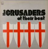 THE CRUSADERS <BR>AT THEIR BEST