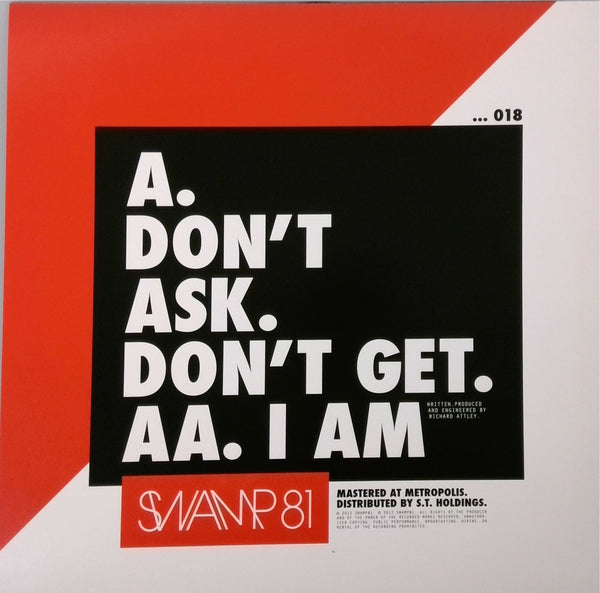 Mickey Pearce  <BR>Don't Ask, Don't Get / I Am