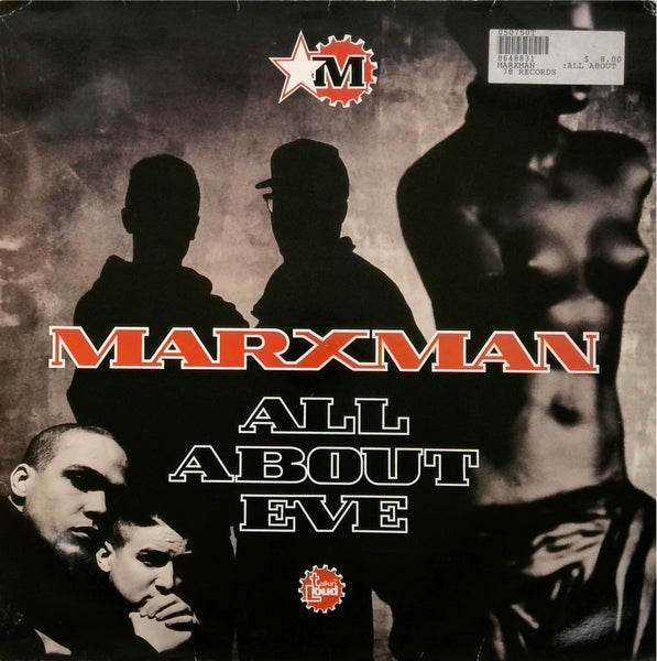 Marxman <BR>All About Eve