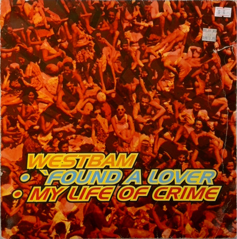 WESTBAM <BR>MY LIFE OF CRIME