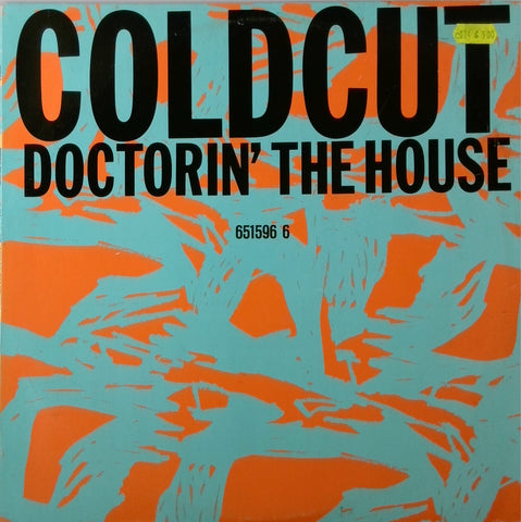 COLDCUT FEATURING YAZZ AND THE PLASTIC PEOPLE <BR>DOCTORIN' THE HOUSE