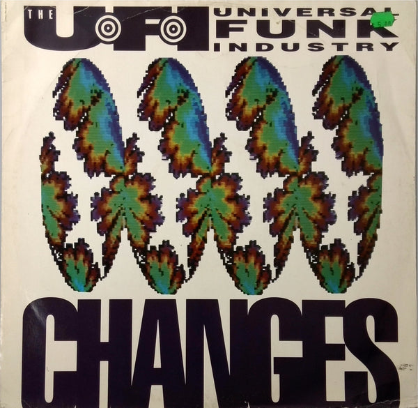 THE UNIVERSAL FUNK INDUSTRY <BR>CHANGES