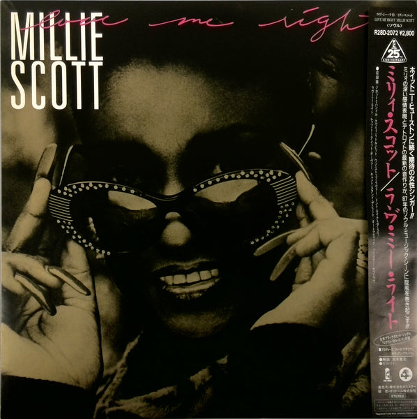 MILLIE SCOTT <BR>LOVE ME RIGHT