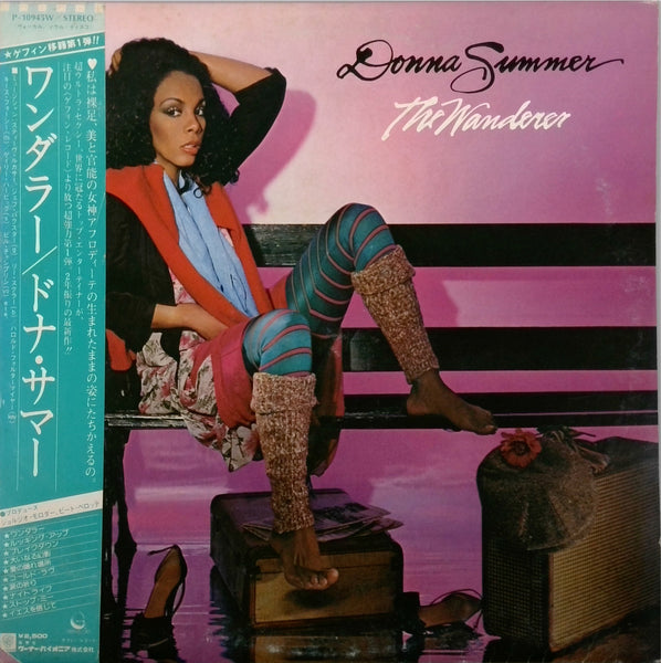 DONNA SUMMER <BR>THE WANDERER