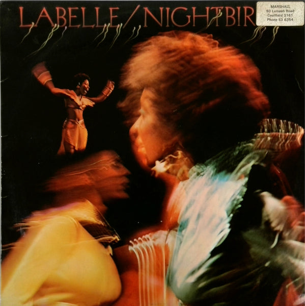 LABELLE <BR>NIGHTBIRDS