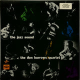 THE DON BURROWS QUARTET <BR>THE JAZZ SOUND