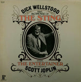 DICK WELLSTOOD <BR>PLAYS TAGTIME MUSIC OF THE STING