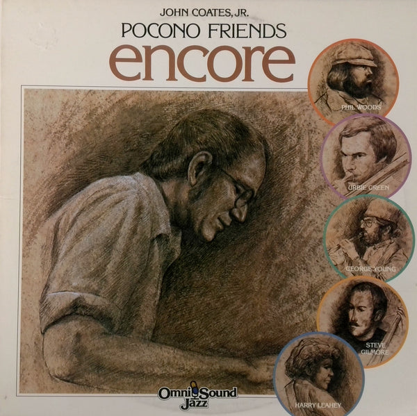 JOHN COATES, JR. <BR>POCONO FRIENDS ENCORE