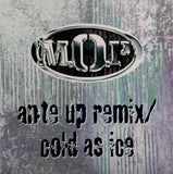 M.O.P <BR>COLD AS ICE