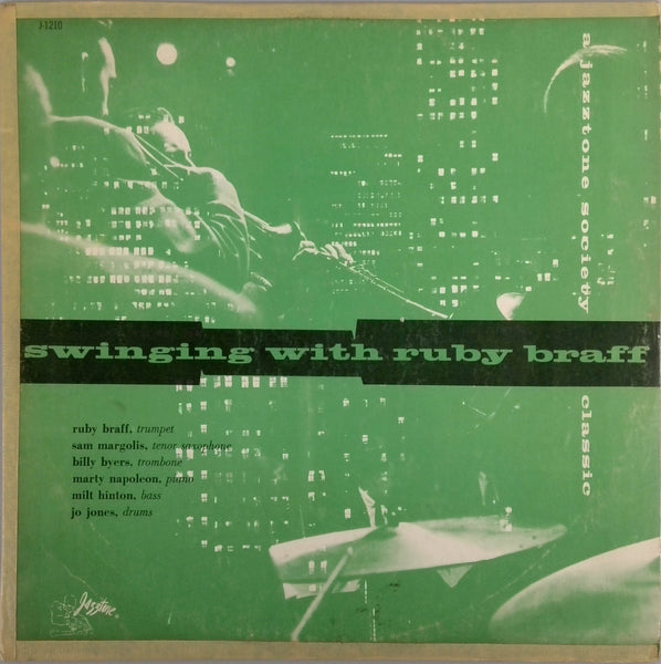 Swinging With Ruby Braff
