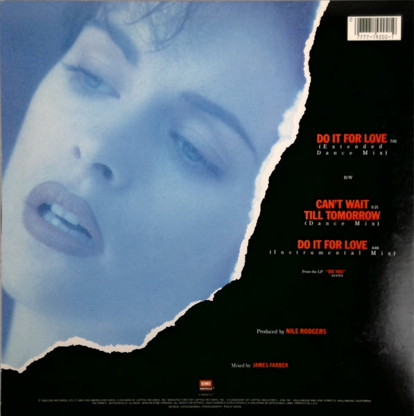 SHEENA EASTON <BR>DO IT FOR LOVE