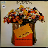 ART VAN DAMME, THE SINGERS UNLIMITED <BR>INVITATION