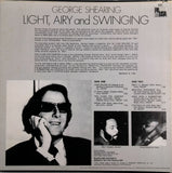 GEORGE SHEARING <BR>LIGHT, AIRY AND SWINGING