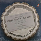 GEORGE SHEARING AND MEL TORME <BR> AND EVENING WITH GEORGE SHEARING AND MEL TORME