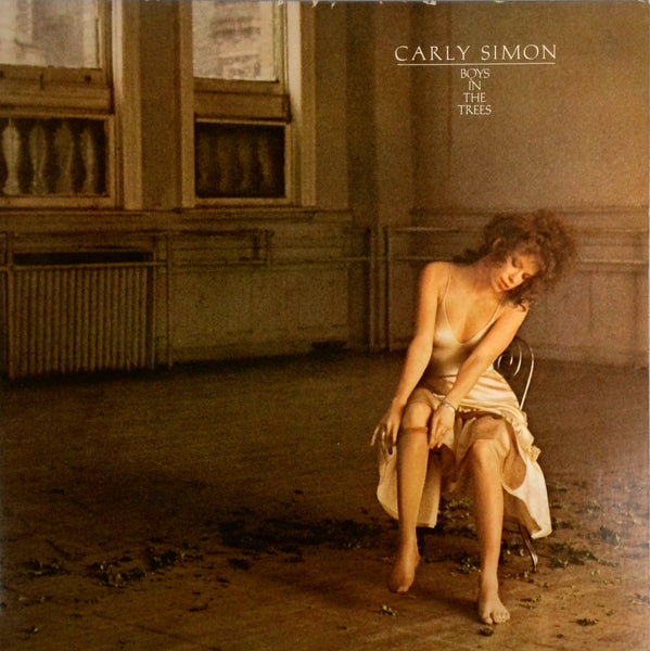 CARLY SIMON <BR>BOYS IN THE TREES