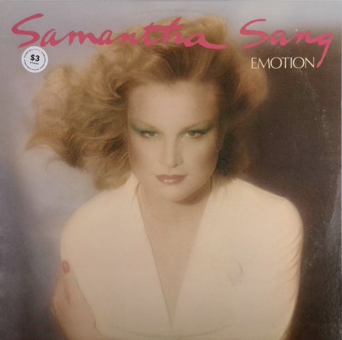 SAMANTHA SANG <BR>EMOTION