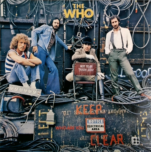 THE WHO <BR>WHO ARE YOU