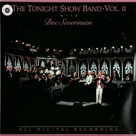 DOC SEVERINSEN <BR>THE TONIGHT SHOW BAND VOL. II