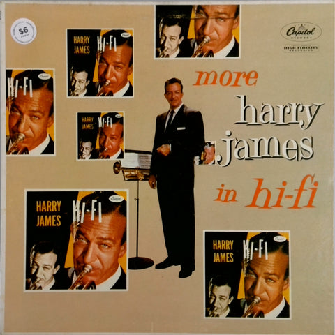 HARRY JAMES <BR>MORE HARRY JAMES IN HI-FI