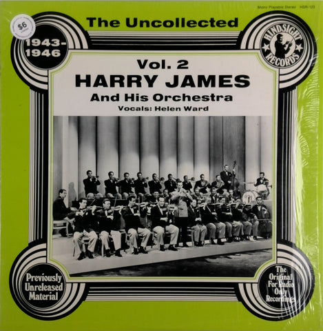 HARRY JAMES AND HIS ORCHESTRA <BR>VOL. 2
