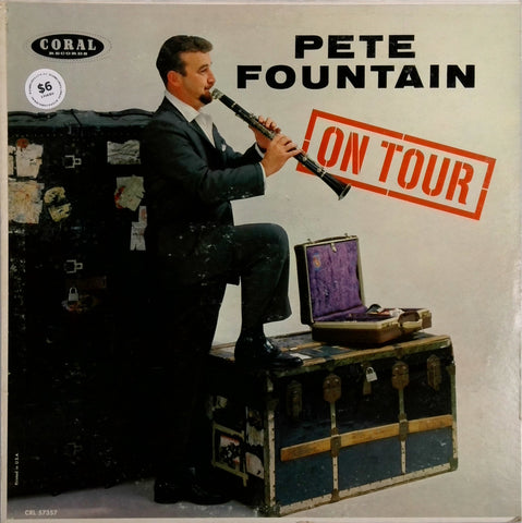 PETE FOUNTAIN <BR>ON TOUR
