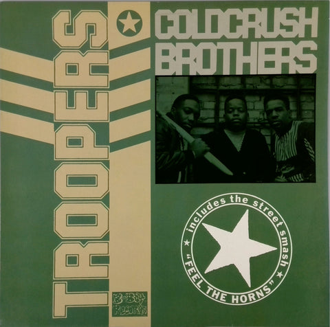 COLDRUSH BROTHERS <BR>TROOPERS
