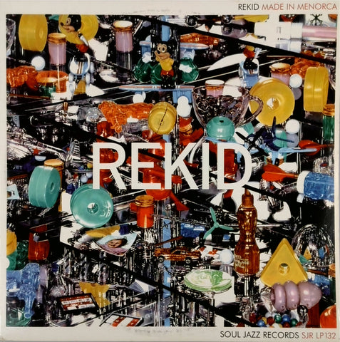 REKID <BR>MADE IN MENORCA