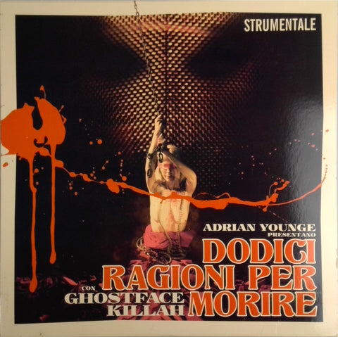 Adrian Younge <BR>Presents Dodici Ragioni Per Morire Con Ghostface Killah
