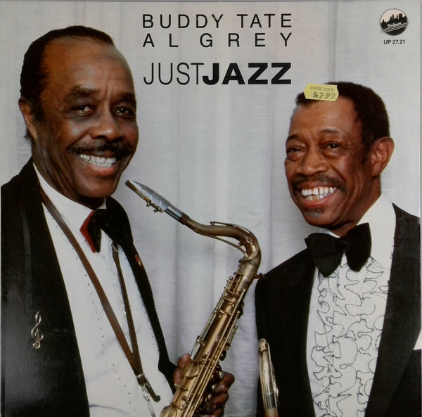 Buddy Tate, Al Grey <BR>Just Jazz