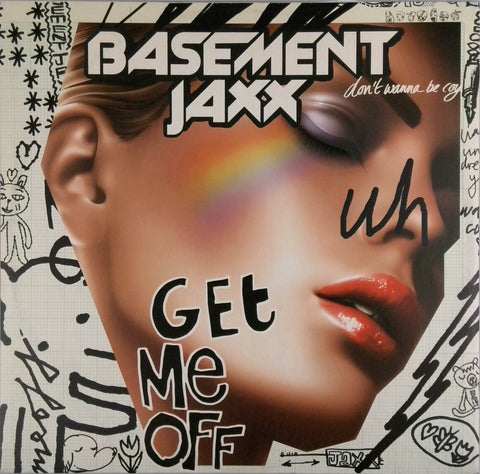 BASEMENT JAXX <BR>GET ME OFF