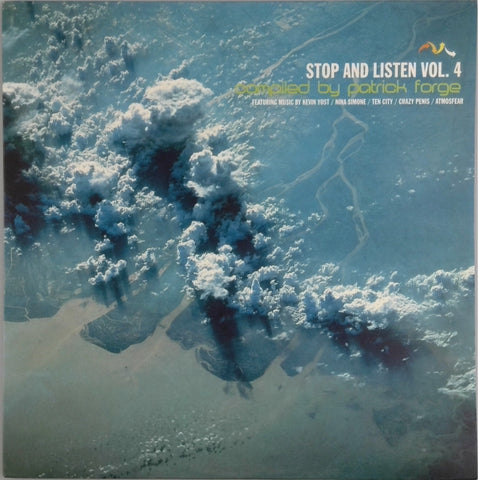 PATRICK FORGE <BR>STOP AND LISTEN VOL. 4