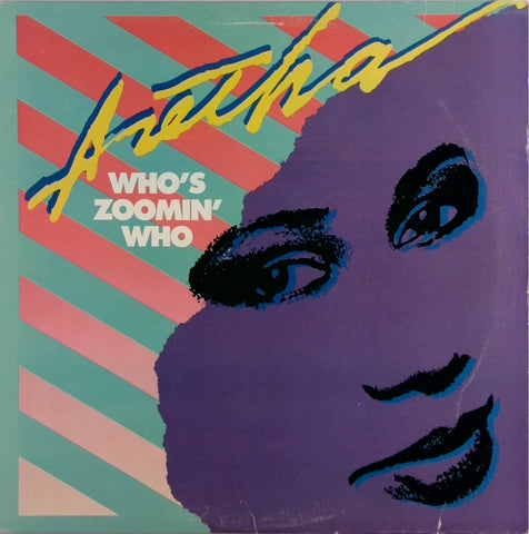 Aretha Franklin <br>Who's Zooming' Who