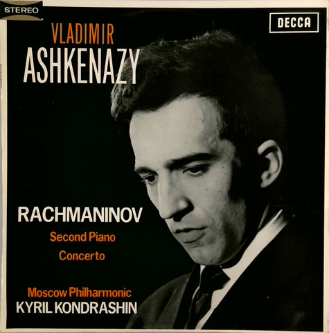 Vladimir Ashkenazy <br>Rachmaninov Piano Concerto in C Minor No.2 Opus 18