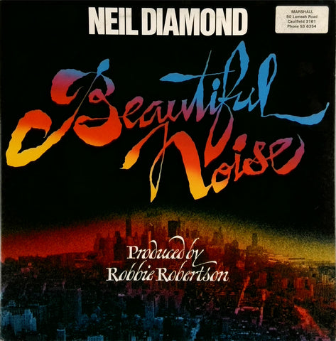 Neil Diamond <br>Beautiful Noise
