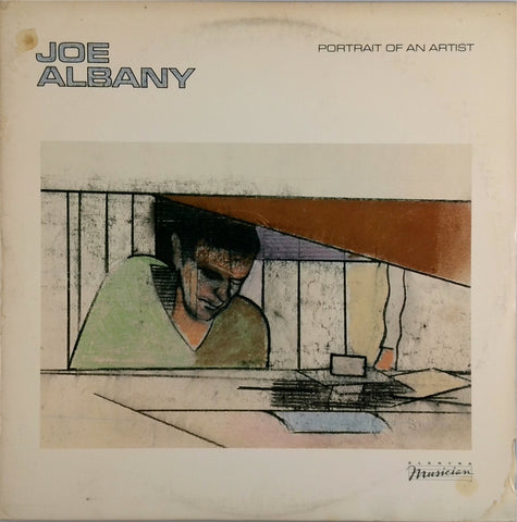 Joe Albany <br>Portrait Of An Artist
