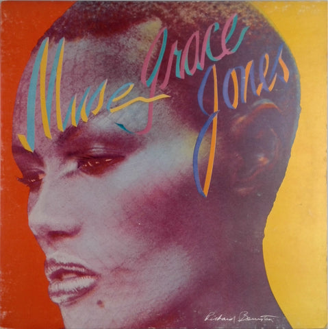 Grace Jones <br>Muse