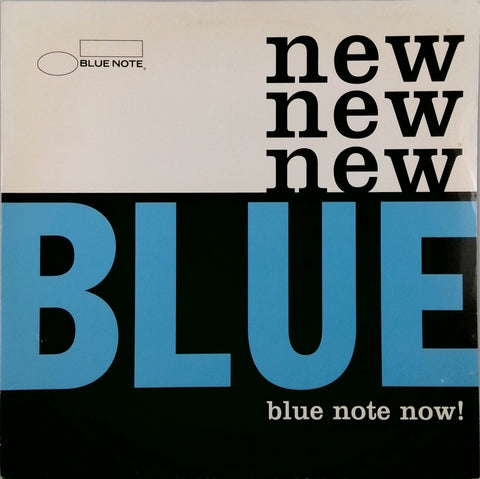 Various (St. Germain)<br>New Blue: Blue Note Now!