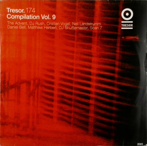 Various <br>Tresor Compilation Vol.9