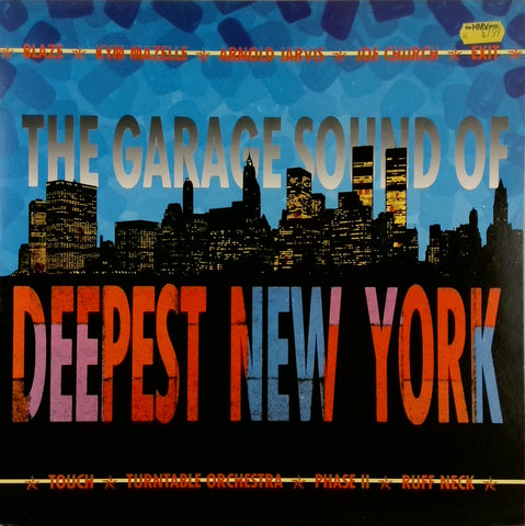 Various <br>Garage Sound Of Deepest New York