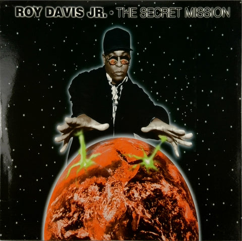 Roy Davis Jr. <br>The Secret Mission