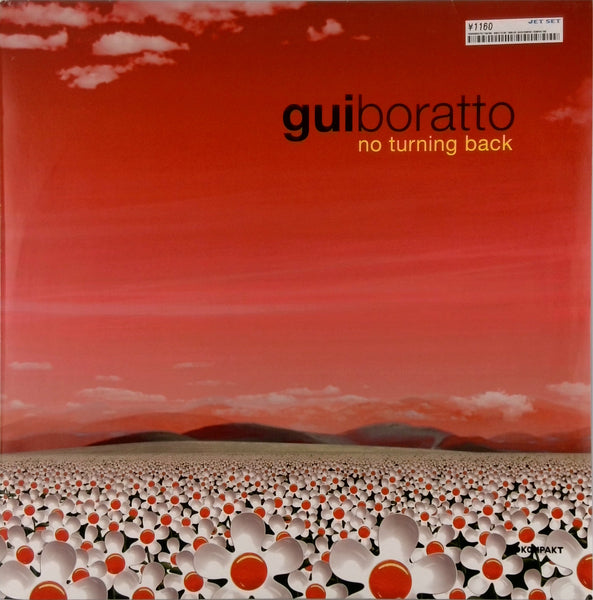 Gui Boratto <br>No Turning Back