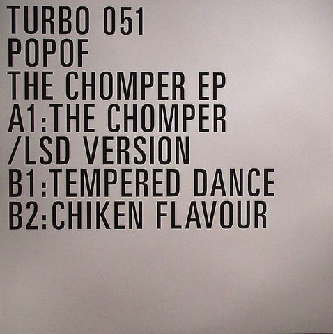 Popof / The Chomper EP