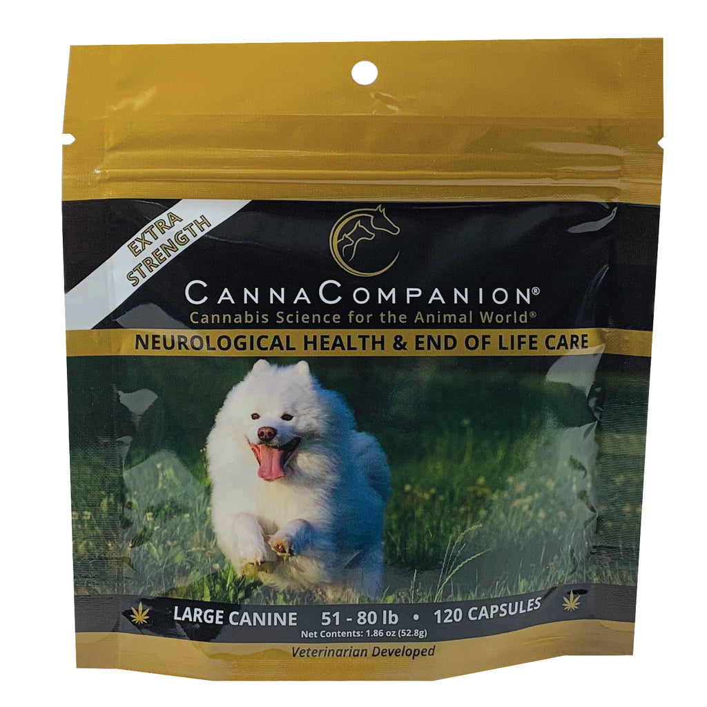 Extra Strength Capsule for Large Dogs (120 count)