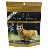 package of 120 extra strength cbd capsules for medium dogs