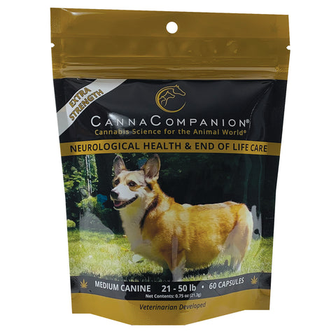 Extra Strength Capsule for Medium Dogs (60 count)
