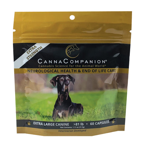 Extra Strength Capsule for Extra Large Dogs (60 count)