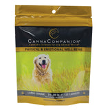 package of 120 cbd capsules for large dogs
